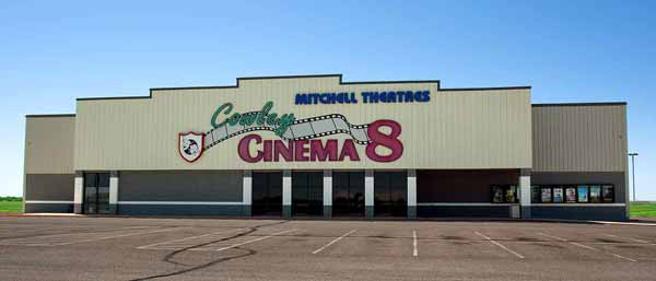 Image of Cowley Cinema 8